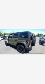 2016 Jeep Wrangler 4WD Unlimited Sport for sale 101189040