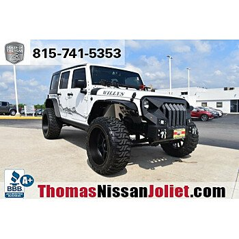 2016 Jeep Wrangler 4WD Unlimited Sport for sale 101191282