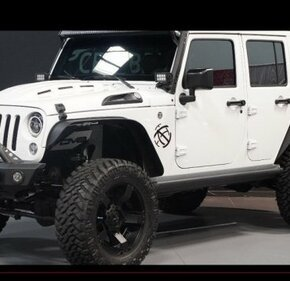 2016 Jeep Wrangler 4WD Unlimited Rubicon for sale 101198983