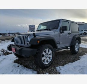 2016 Jeep Wrangler 4WD Sport for sale 101200173
