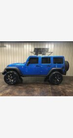 2016 Jeep Wrangler 4WD Unlimited Rubicon for sale 101204902