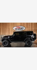 2016 Jeep Wrangler 4WD Unlimited Rubicon for sale 101219102