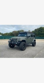 2016 Jeep Wrangler 4WD Unlimited Sport for sale 101219999