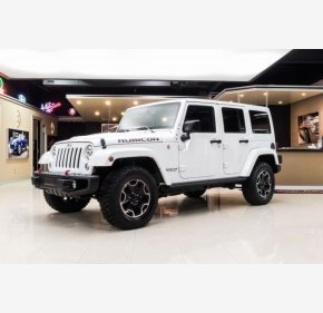 2016 Jeep Wrangler 4WD Unlimited Rubicon for sale 101231059
