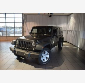 2016 Jeep Wrangler 4WD Unlimited Sport for sale 101235699