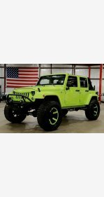 2016 Jeep Wrangler 4WD Unlimited Sahara for sale 101237601