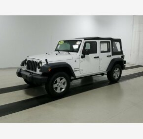 2016 Jeep Wrangler 4WD Unlimited Sport for sale 101238146