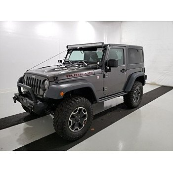 2016 Jeep Wrangler 4WD Rubicon for sale 101238304
