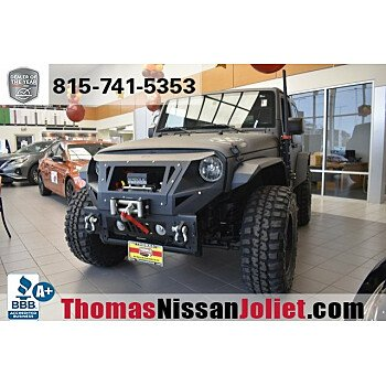 2016 Jeep Wrangler 4WD Sport for sale 101240821