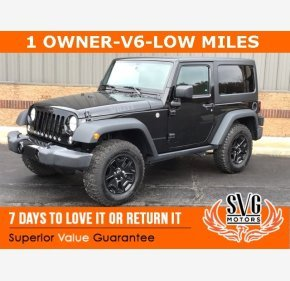 2016 Jeep Wrangler 4WD Sport for sale 101241856