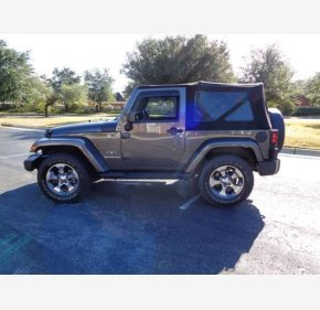 2016 Jeep Wrangler 4WD Sahara for sale 101244310