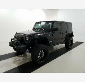2016 Jeep Wrangler 4WD Unlimited Rubicon for sale 101244585