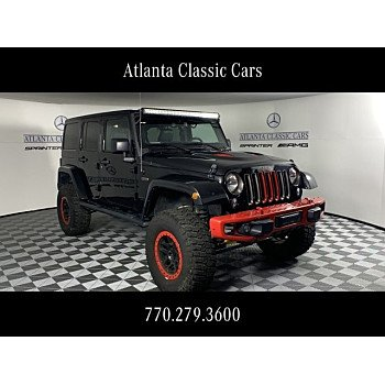 2016 Jeep Wrangler 4WD Unlimited Sahara for sale 101245084