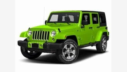 2016 Jeep Wrangler 4WD Unlimited Sahara for sale 101245799