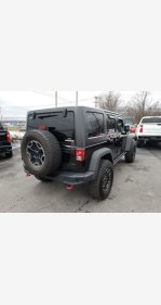 2016 Jeep Wrangler 4WD Unlimited Rubicon for sale 101247805