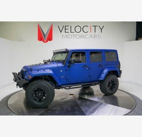 2016 Jeep Wrangler 4WD Unlimited Sport for sale 101248425