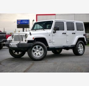 2016 Jeep Wrangler 4WD Unlimited Sahara for sale 101249273