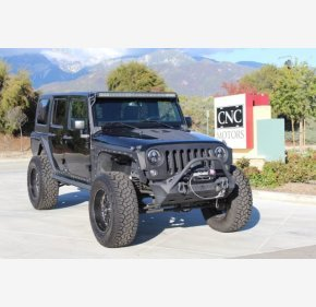 2016 Jeep Wrangler 4WD Unlimited Sport for sale 101250441