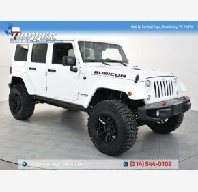 2016 Jeep Wrangler 4WD Unlimited Rubicon for sale 101255917