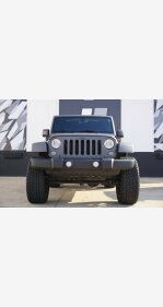 2016 Jeep Wrangler 4WD Unlimited Sport for sale 101256488