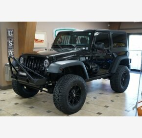 2016 Jeep Wrangler for sale 101257148