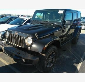 2016 Jeep Wrangler 4WD Unlimited Sahara for sale 101259066