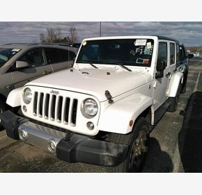 2016 Jeep Wrangler 4WD Unlimited Sahara for sale 101259068