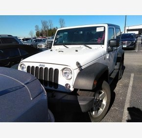 2016 Jeep Wrangler 4WD Sport for sale 101259083