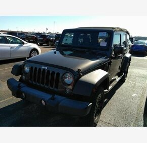 2016 Jeep Wrangler 4WD Unlimited Sport for sale 101260447