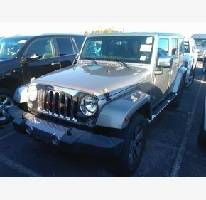 2016 Jeep Wrangler 4WD Unlimited Sahara for sale 101260454