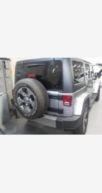 2016 Jeep Wrangler 4WD Unlimited Sahara for sale 101261281