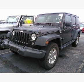 2016 Jeep Wrangler 4WD Unlimited Sport for sale 101261702