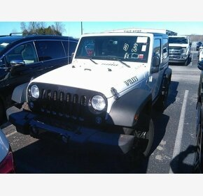 2016 Jeep Wrangler 4WD Sport for sale 101261704