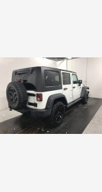 2016 Jeep Wrangler 4WD Unlimited Sport for sale 101263165