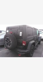 2016 Jeep Wrangler 4WD Unlimited Rubicon for sale 101265814