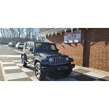 2016 Jeep Wrangler 4WD Unlimited Sahara for sale 101266113