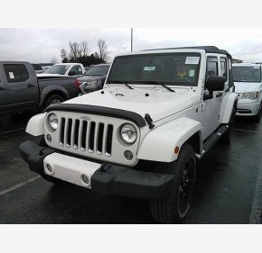 2016 Jeep Wrangler 4WD Unlimited Sahara for sale 101267536