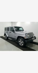 2016 Jeep Wrangler 4WD Unlimited Sahara for sale 101267541