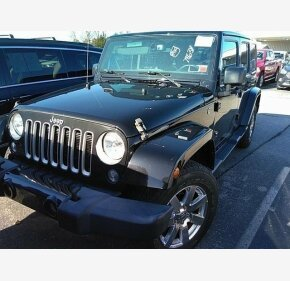 2016 Jeep Wrangler 4WD Unlimited Sahara for sale 101267550