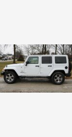 2016 Jeep Wrangler 4WD Unlimited Sahara for sale 101270914