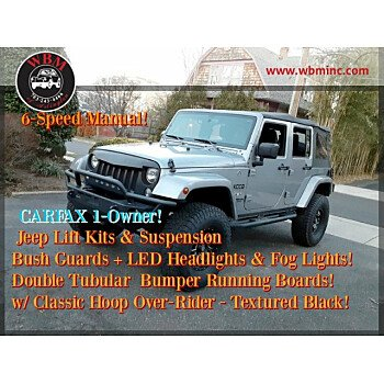 2016 Jeep Wrangler 4WD Unlimited Sahara for sale 101271247