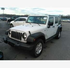 2016 Jeep Wrangler 4WD Unlimited Sport for sale 101276247