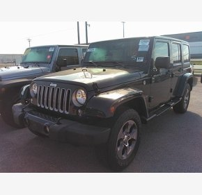 2016 Jeep Wrangler 4WD Unlimited Sahara for sale 101278398