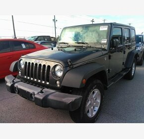 2016 Jeep Wrangler 4WD Unlimited Sport for sale 101278414