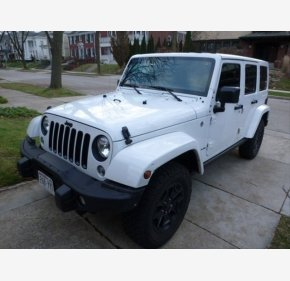 2016 Jeep Wrangler 4WD Unlimited Sahara for sale 101279829