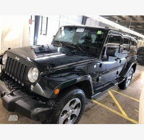 2016 Jeep Wrangler 4WD Unlimited Sahara for sale 101279837