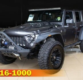 2016 Jeep Wrangler for sale 101282952