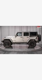 2016 Jeep Wrangler 4WD Unlimited Sahara for sale 101283770