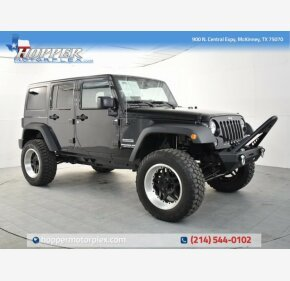 2016 Jeep Wrangler 4WD Unlimited Sport for sale 101284491