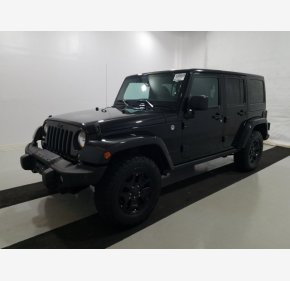 2016 Jeep Wrangler 4WD Unlimited Sahara for sale 101286318